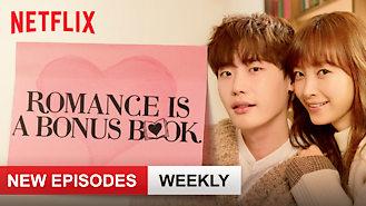 Romance is a bonus book (2019) on Netflix in Belgium