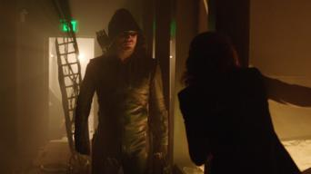 Arrow: Season 2: Blast Radius