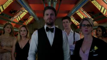 Arrow: Season 6: Crisis on Earth-X, Part 2