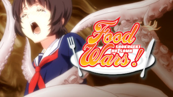 Food Wars!: Shokugeki no Soma: The Third Plate